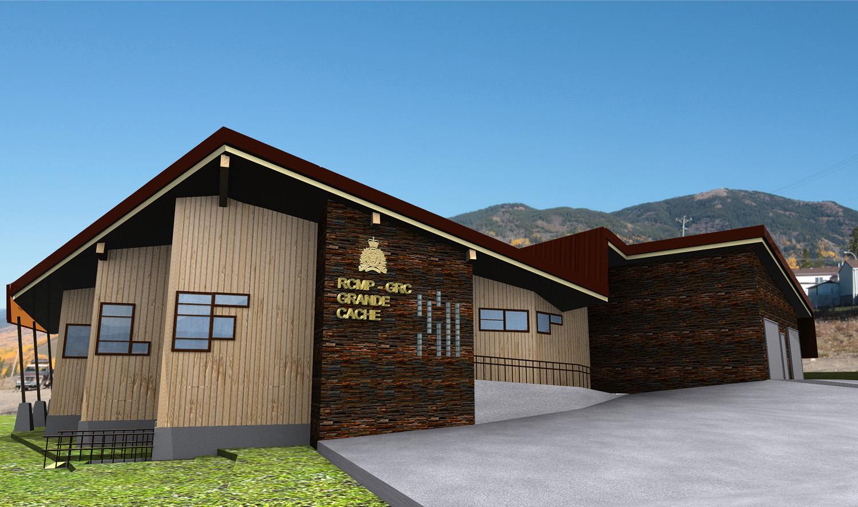 Grande Cache RCMP Detachment