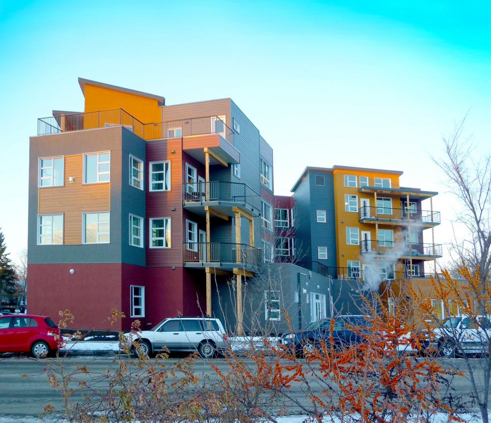 Wolf Willow Cohousing